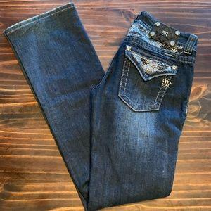Miss Me Jeans, Size 28, Length 34, EUC